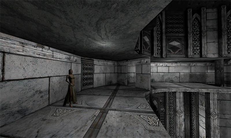 Призрак Евы в соборе. Игра Мор.Утопия